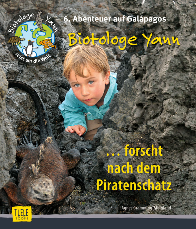 Agnes-Gramming-Steinland-Biotologe-Yann-Piratenschatz-Galapagos