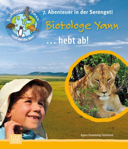 Agnes-Gramming-Steinland-Biotologe-Yann-hebt-ab-Serengeti