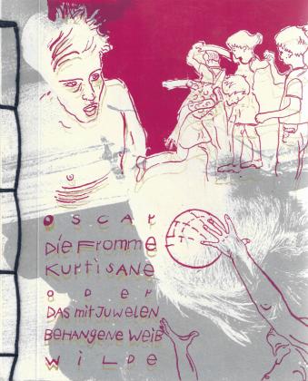 Julia-Schorlemmer-Die-fromme-Kurtisane-Privatdruck-Berlin-2002