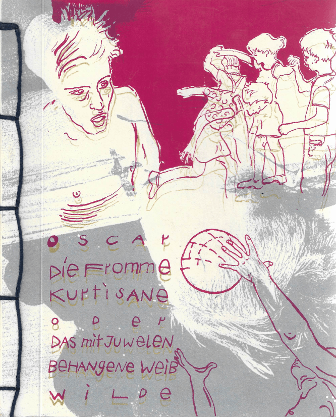 Julia-Schorlemmer-Die-fromme-Kurtisane-Privatdruck-Berlin-2002