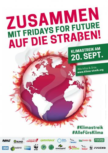 Klimastreik_20190920_Plakat