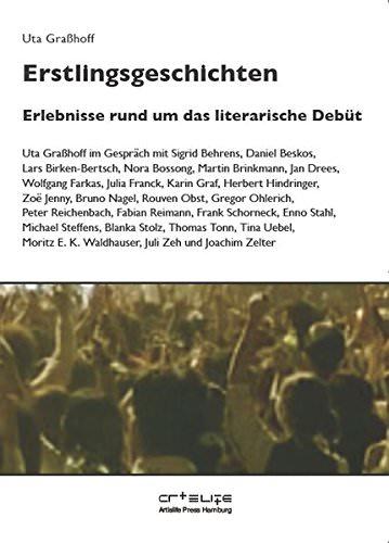 Uta-Grasshoff-Erstlingsgeschichten-Artislife-Press-Hamburg