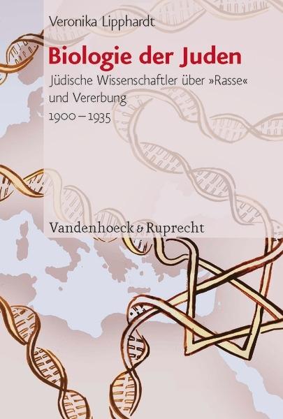 Veronika-Lipphardt-Biologie-der-Juden-Vandenhoeck-Ruprecht